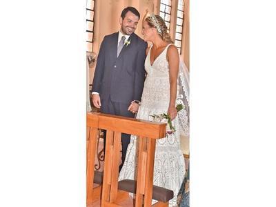 La boda de Clara y Roque