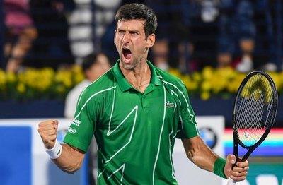 Djokovic manda en Dubái y Nadal en Acapulco