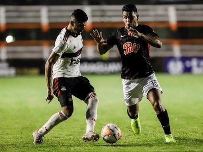 Flamengo golea a Libertad y es tercero de la Libertadores Sub 20