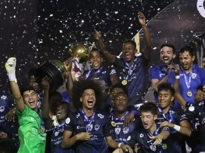 Independiente del Valle, flamante campeón de la Libertadores Sub 20