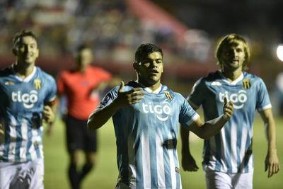 Guaraní se mete en la pelea
