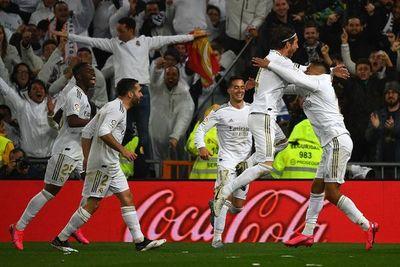 Real Madrid gana y se pone líder