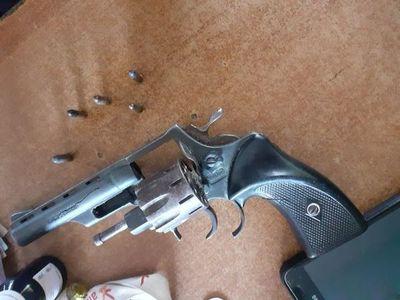 Detienen a mujer que intentó ingresar a La Olla con un arma de fuego