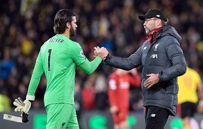 Liverpool, sin  la presión de los récords