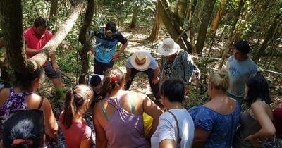 Investigan hallazgo de cuerpo calcinado en Minga Guazú