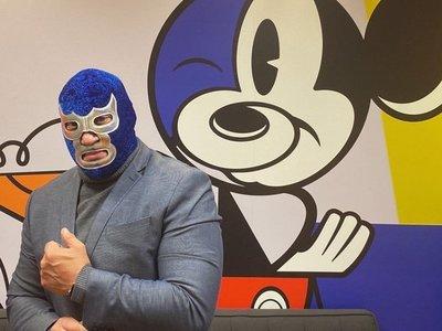 Disney apuesta por lo mexicano con Ultra Violet y Blue Demon