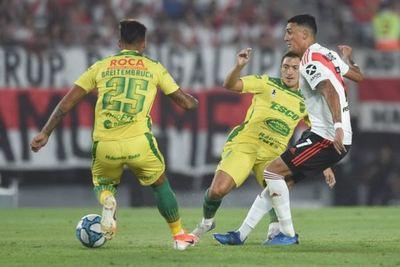 Superliga Argentina: River y Boca separados por 1 punto a falta de una fecha