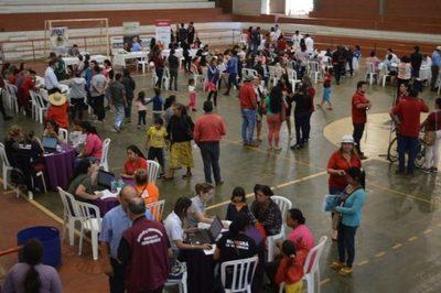 «Ciudad Mujer»  asistió a más de 3.400 mujeres en Alto Paraná