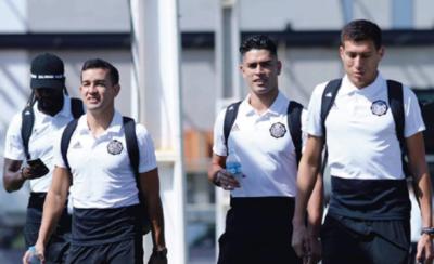 HOY / Olimpia viaja con todo su potencial a Ecuador