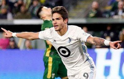 """Estreno goleador de """"Totín"""" en la MLS"""