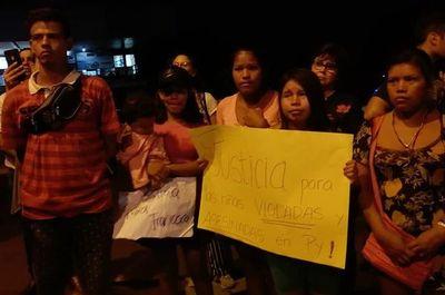 Crimen de niña indígena: comitiva se traslada a Curuguaty