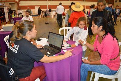 Más de 3400 servicios ofreció Ciudad Mujer Móvil en Alto Paraná