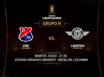 Libertad debuta en la Copa