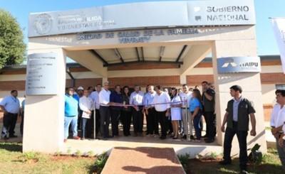 Inauguran nuevas USF para llegar a más pobladores de Concepción