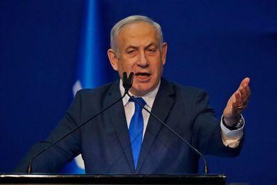 Con un 90% del voto escrutado, Netanyahu gana con soltura las elecciones
