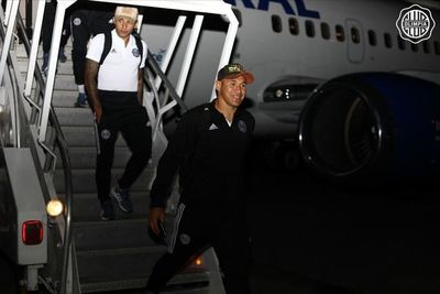 Olimpia ya se instaló en Ecuador