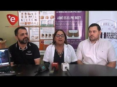EN EL DIA DE LUCHA CONTRA EL DEFECTO CONGÉNITO, MÉDICOS DESTACAN LA IMPORTANCIA DEL TEST DEL PIECITO
