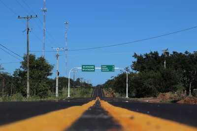 Kurusu de Hierro rompe histórico aislamiento mediante asfaltado