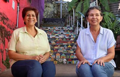 En barrio San Jerónimo, mujeres emprendedoras apuestan al turismo con ferias artesanales y gastronomía