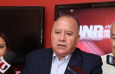 Filártiga: Consenso en la ANR requiere participación de Abdo y Cartes