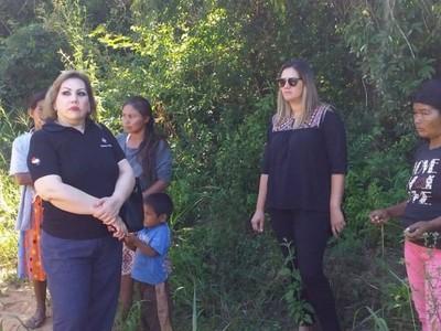 INDI y Ministerio Público se constituyeron en una comunidad indígena en Curuguaty