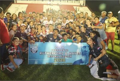 """El """"Inde"""" conquistó la Copa Rutherford Hayes por segunda vez consecutiva"""