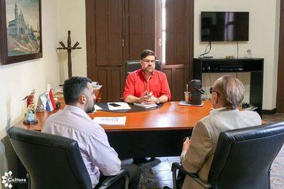 Cultura apoyará a Academia de Lengua Española mediante gestión de fondos