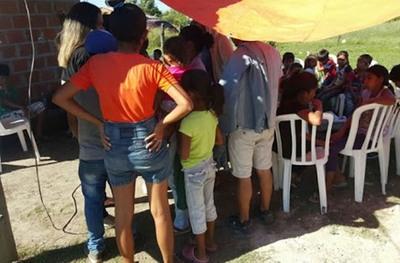 Proyectan regularizar más de 10 asentamientos en Remansito, Chaco