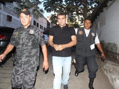 Secuestrador recapturado se abstuvo de declarar en la Fiscalía