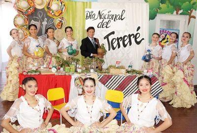 Festejo del Día Nacional del Tereré