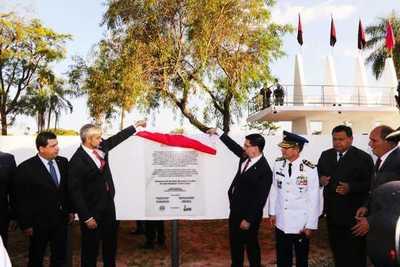 Gobierno inaugura mejoras en el Parque Nacional Cerro Corá