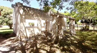 Denuncian aula inconclusa y abandonada desde hace 4 años en escuela de San Pedro