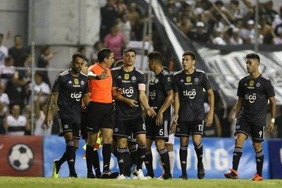 La denuncia de Olimpia al árbitro Juan López