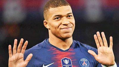 El PSG no larga a Mbappé