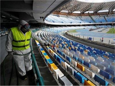 Semifinal Napoli-Inter, también aplazada por coronavirus