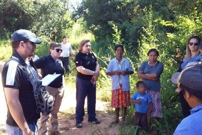Buscan a un segundo sospecho del crimen de niña indígena