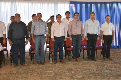 Con aporte de Yacyreta inauguraron planta de agua potable en San José