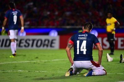 Cerro Porteño decepciona a su pueblo y queda fuera de la Copa Libertadores