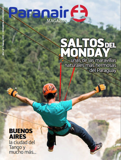 Revista Paranair Febrero 2019