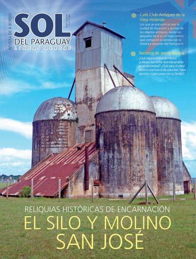 Revista Sol del Paraguay Agosto 2016