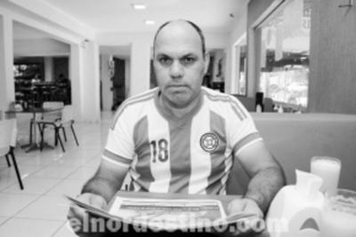 Les presentamos a Adalberto Ramón Beto Caballero, el Caballero del Deporte del Nordeste de Paraguay