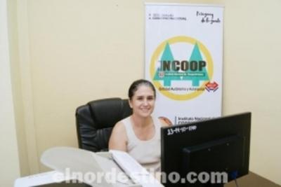 En Pedro Juan Caballero funciona la oficina regional del Instituto Nacional de Cooperativismo para Amambay y Concepción