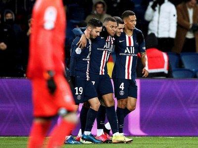 Mbappé comanda el pase a la final del París Saint Germain