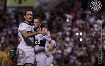 "Olimpia saca a relucir su ""chip"" copero ante Delfín"