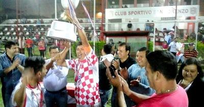 El nuevo campeón de la LSLF: 13 de Junio de Calle'i