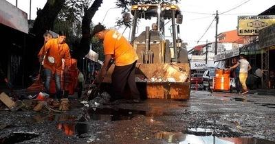 Aseo Urbano recogió 200 mil kilos de basura en víspera de navidad
