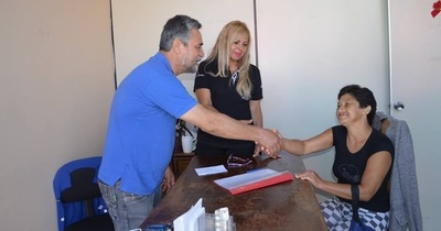11 personas con discapacidad resultaron seleccionadas para el programa Tekoporã
