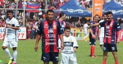 Olimpia se quedó con el Miniclásico en San Lorenzo