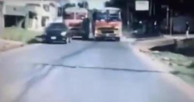 Semanario: locura al volante, despeje de veredas en suspenso y el informe de Aldo Ricardo