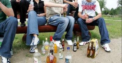 El alcohol, el principal daño en la salud de los jóvenes